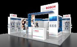 Stand 36m2 Bosch
