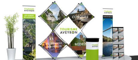 Kit Expo CDT Aveyron