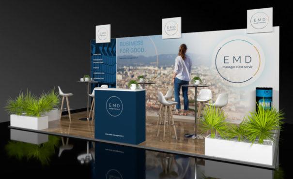 Nos réalisations Concept EVO