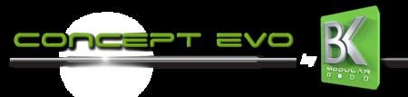 Logo Concept Evo BK Event