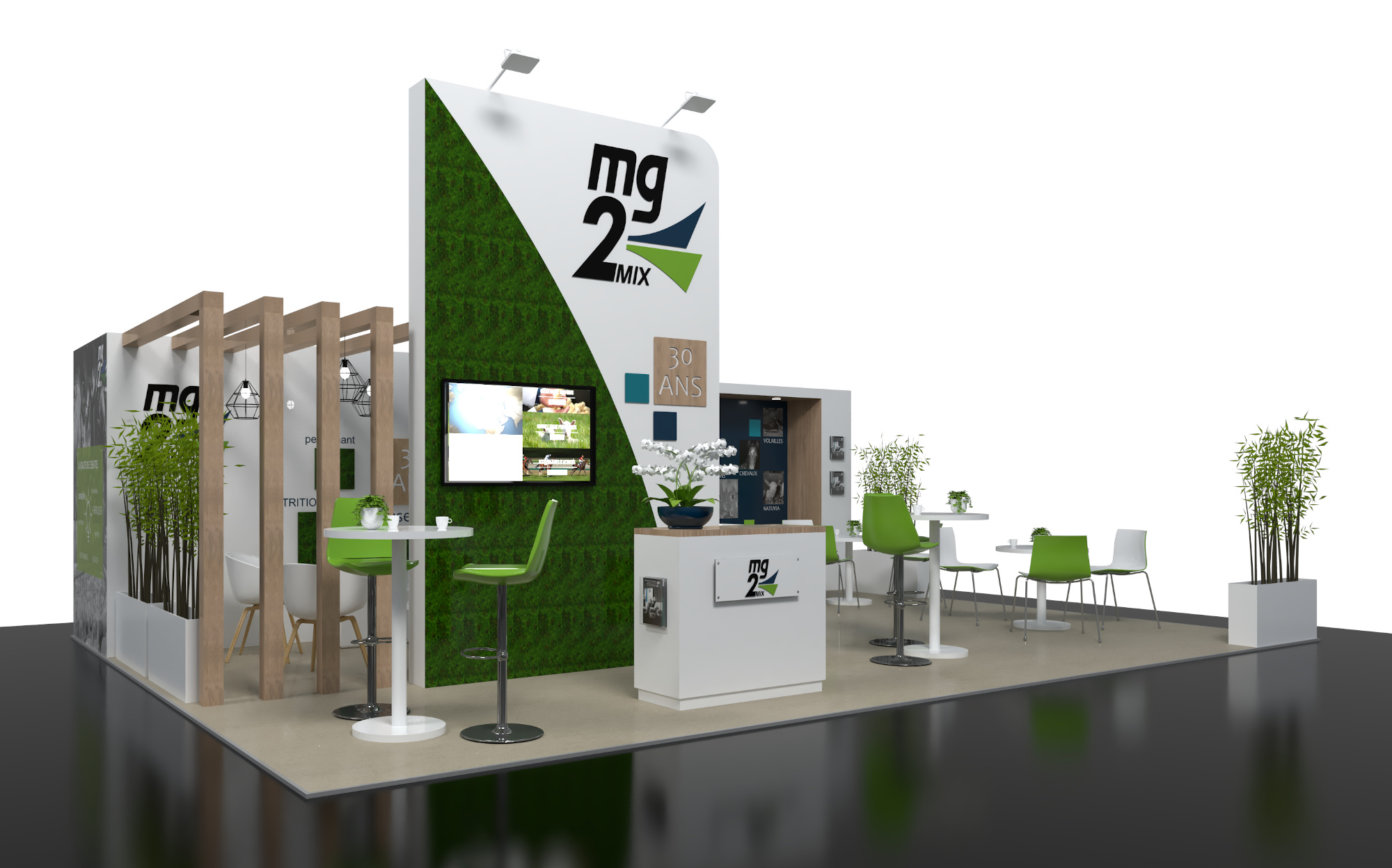 Stand BK Studio MG2 MIX