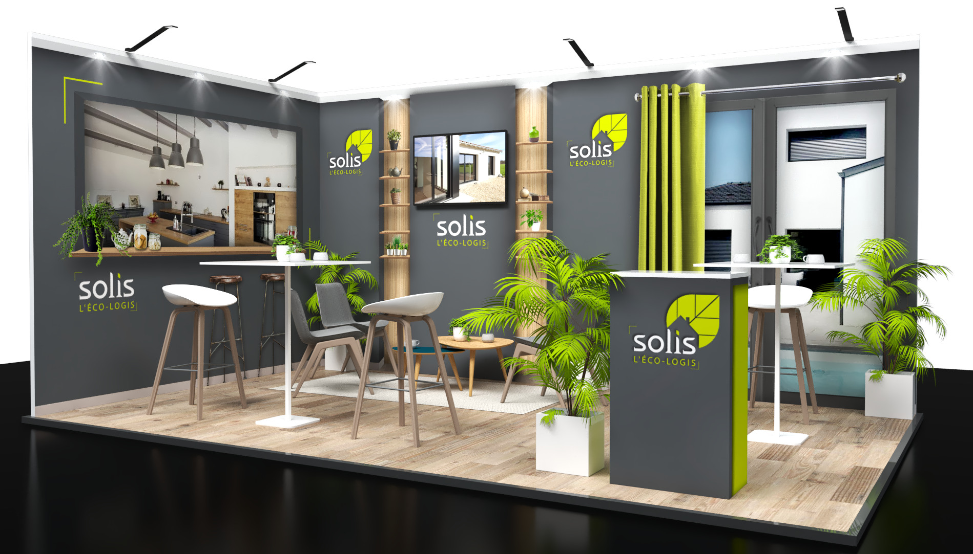 STAND SOLIS