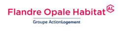 Logotype FLANDRE OPALE HABITAT