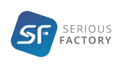 Logotype SERIOUS FACTORY