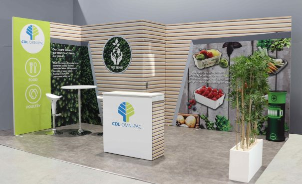 Nos réalisations Concept Evo CDL OMNIPAC